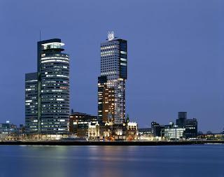 Rotterdam Rascacielos