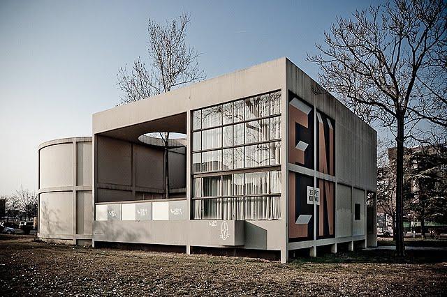 El pabell n de l espiritu nouveau 1922 le corbusier - Interni arquitectos ...