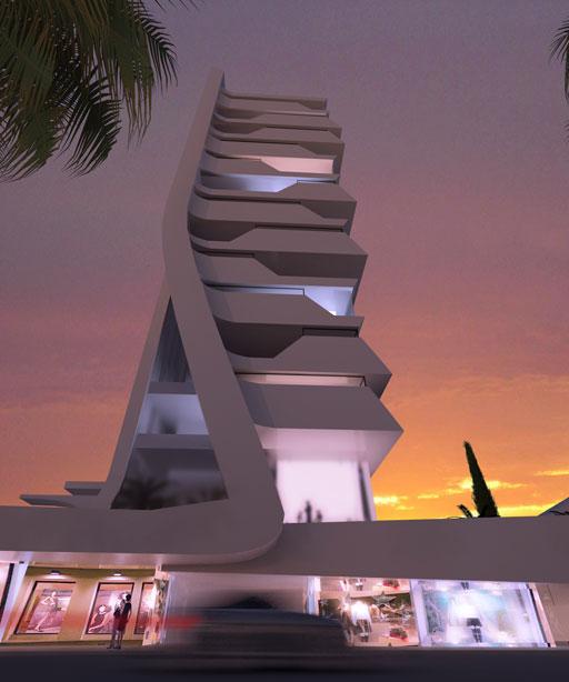 Apartamentos En Dubai De A Cero Arquitectura Y Dise O