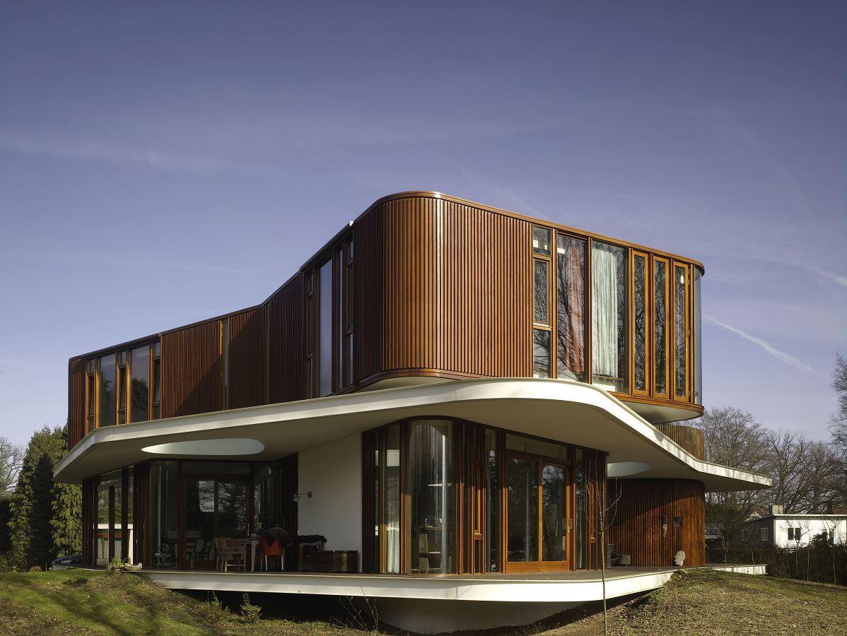 Villa en wageningen de mecanoo arquitectura y dise o - Arquitectura y diseno de casas ...