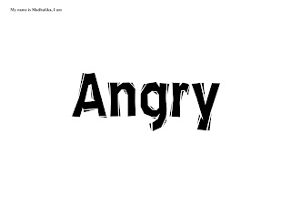 Fun with Letterforms: Expressive Typography- Emotions