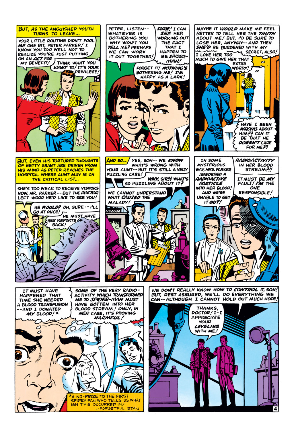 The Amazing Spider-Man (1963) 32 Page 4
