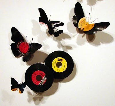 Spinning Indie: Should Recycled Vinyl Record Art Make Me ...