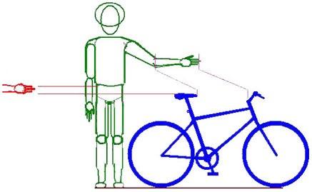 A escola, a bicicleta e a vida: Bikefit e Cleber Anderson