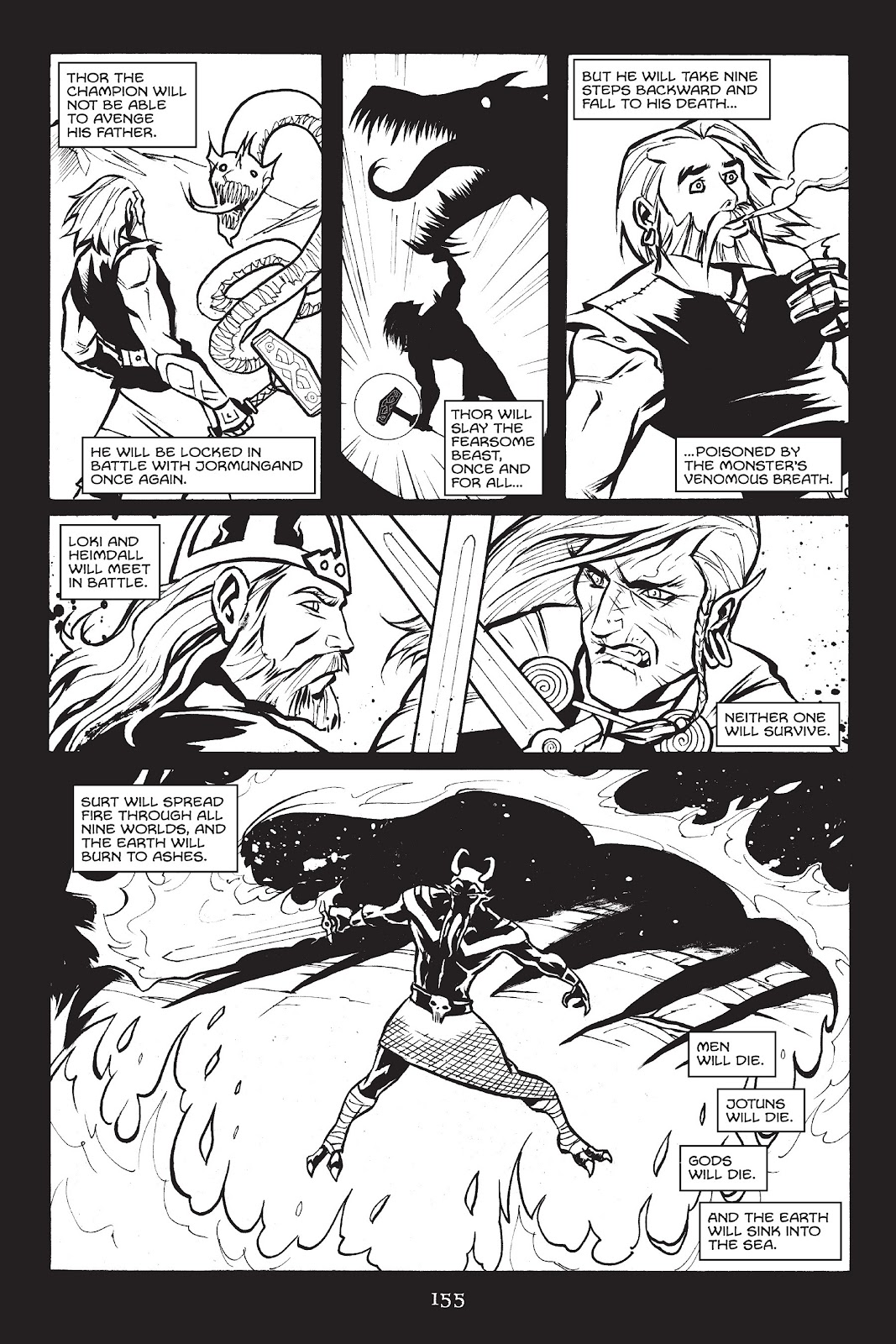 Read online Gods of Asgard comic -  Issue # TPB (Part 2) - 57