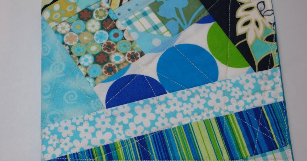 How To Make A Quilted Book Cover : Sew me something good how to make a patchwork quilted