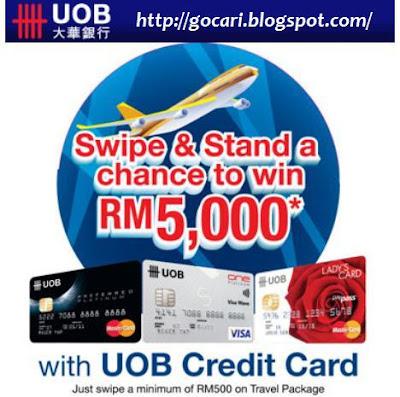 Uob Credit Card Travel Insurance