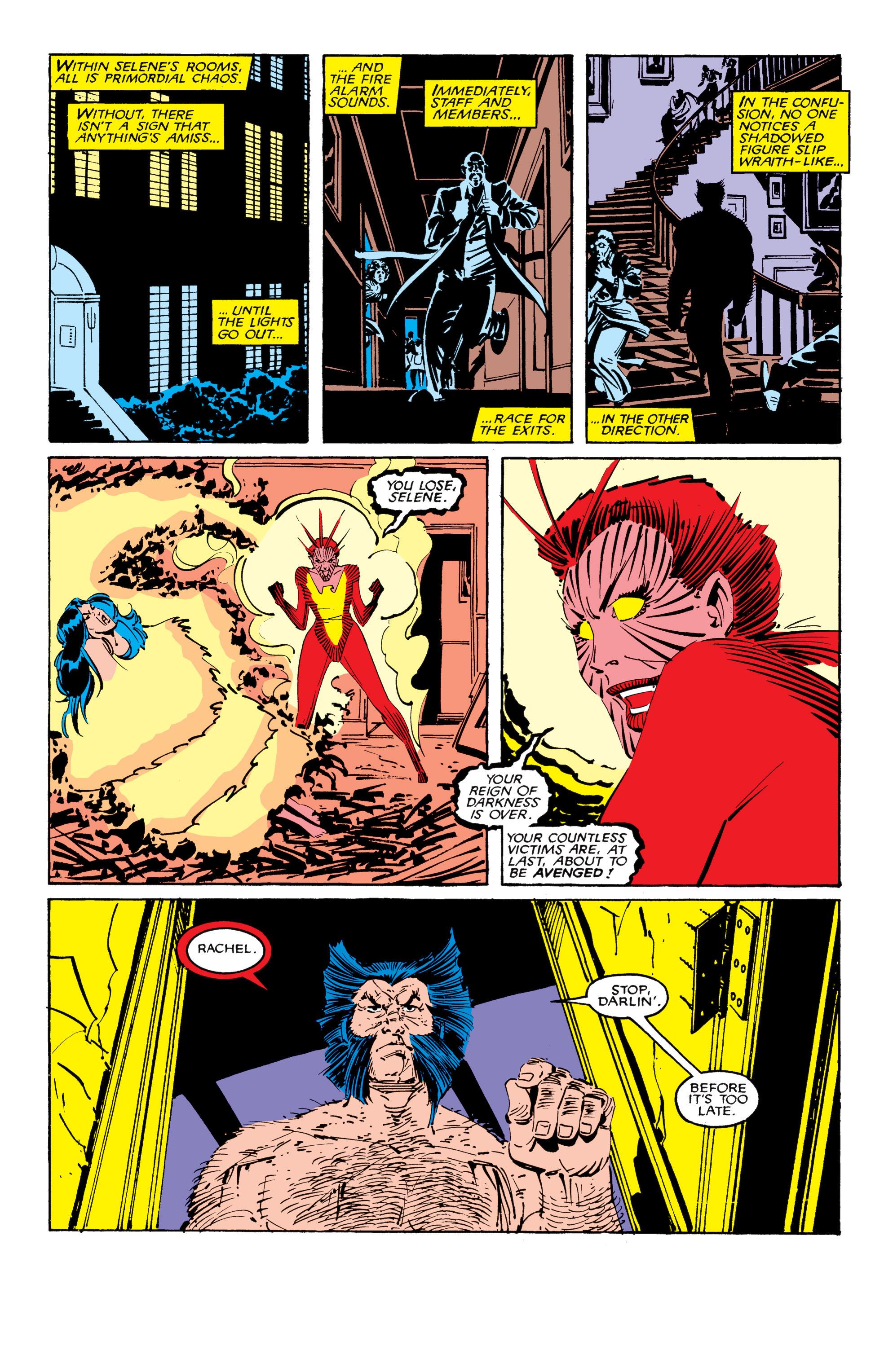 Read online Uncanny X-Men (1963) comic -  Issue #207 - 23