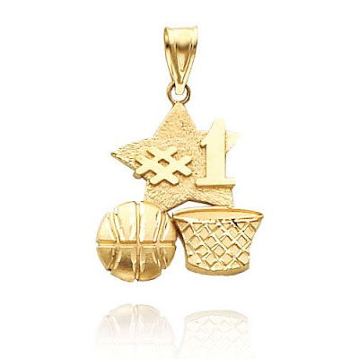 Gold Sport Jewelry