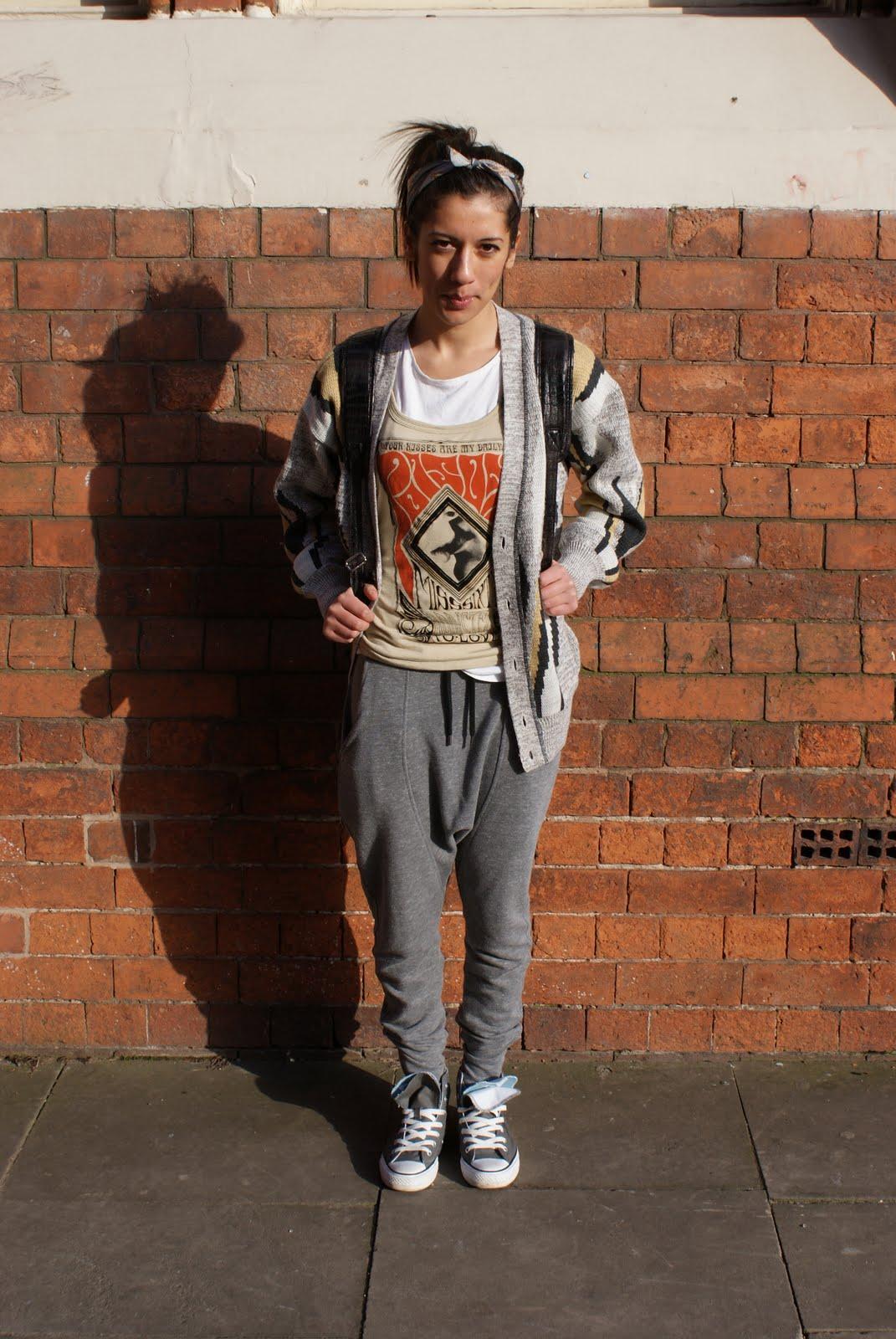gingersnap: Hip Hop Street Style