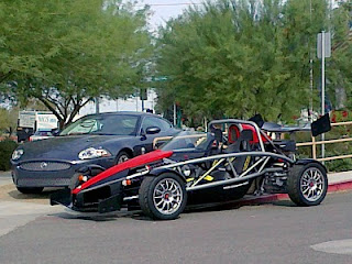 Aerial Atom spotted in North Phoenix