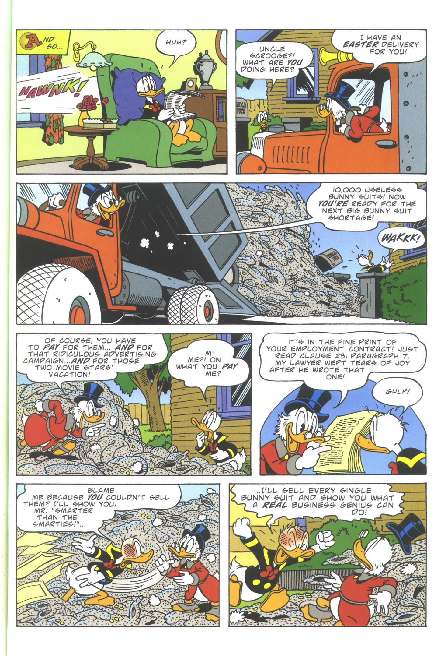 Read online Uncle Scrooge (1953) comic -  Issue #352 - 63