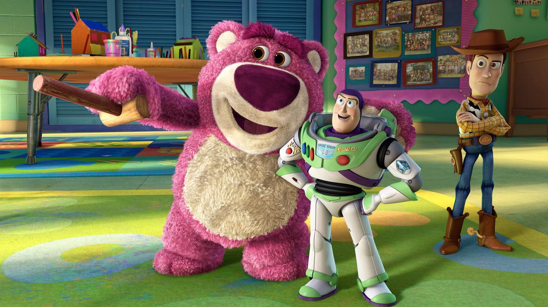 RAMBLINGS OF A FILM AFICIONADO: Toy Story 3 (2010)