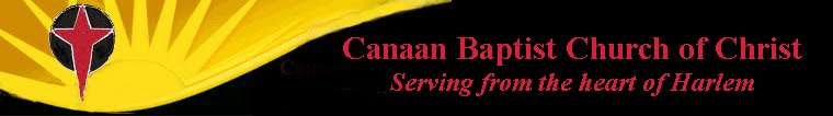 Canaan Baptist Church of Christ