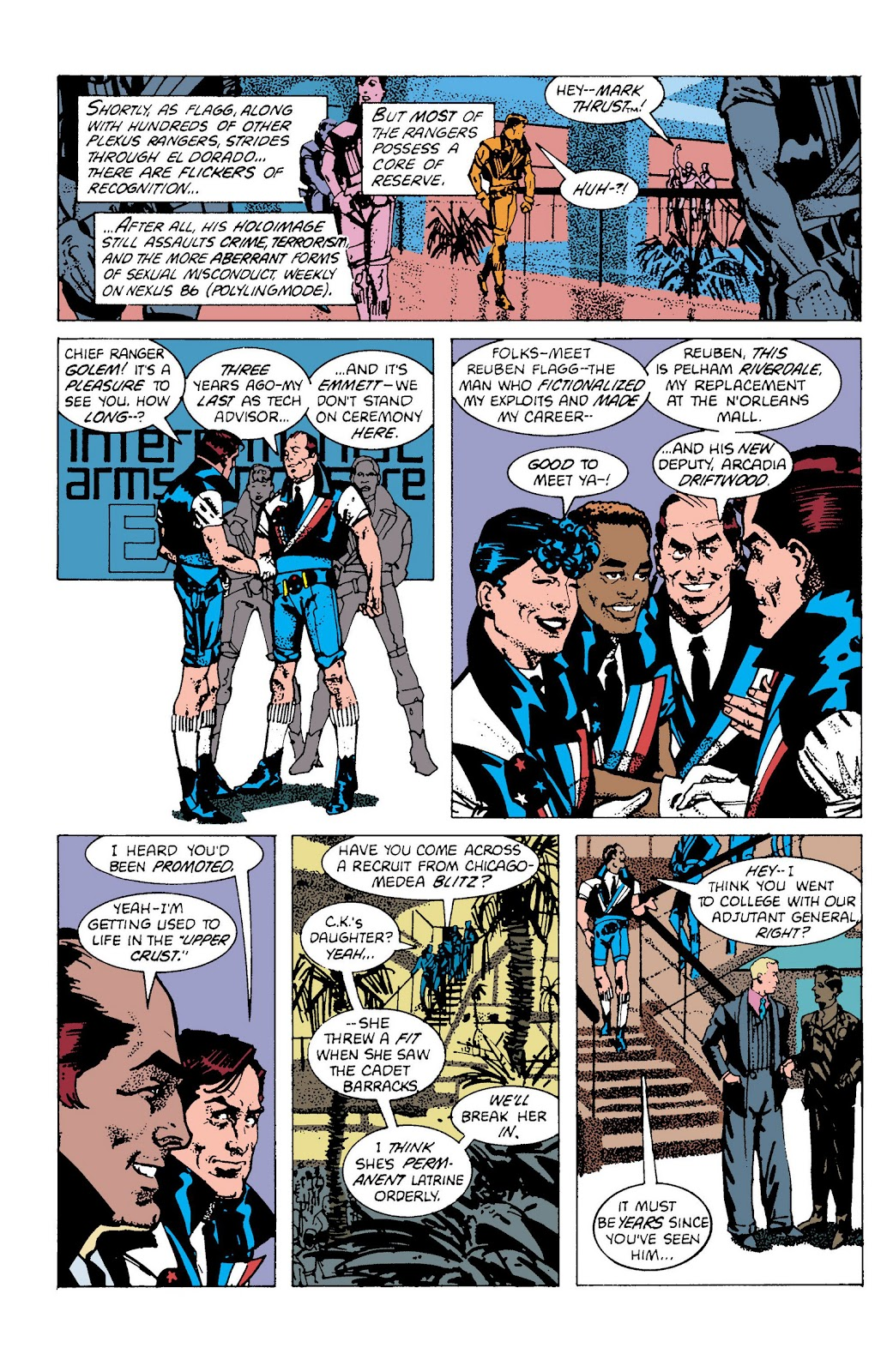 American Flagg! issue Definitive Collection (Part 2) - Page 62