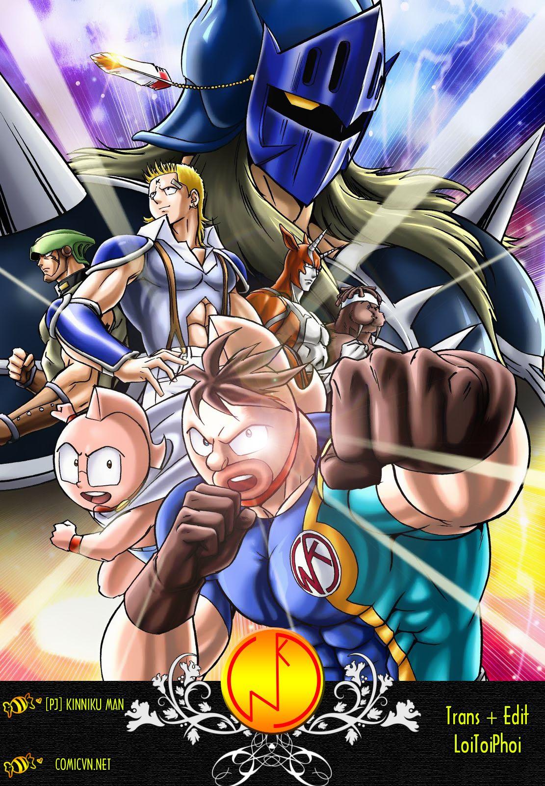Kinniku Man Chap 7 - Next Chap 8