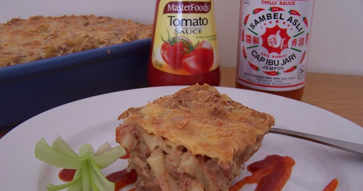 Makaroni Skotel Kukus Mix Potato by Permata Dinda