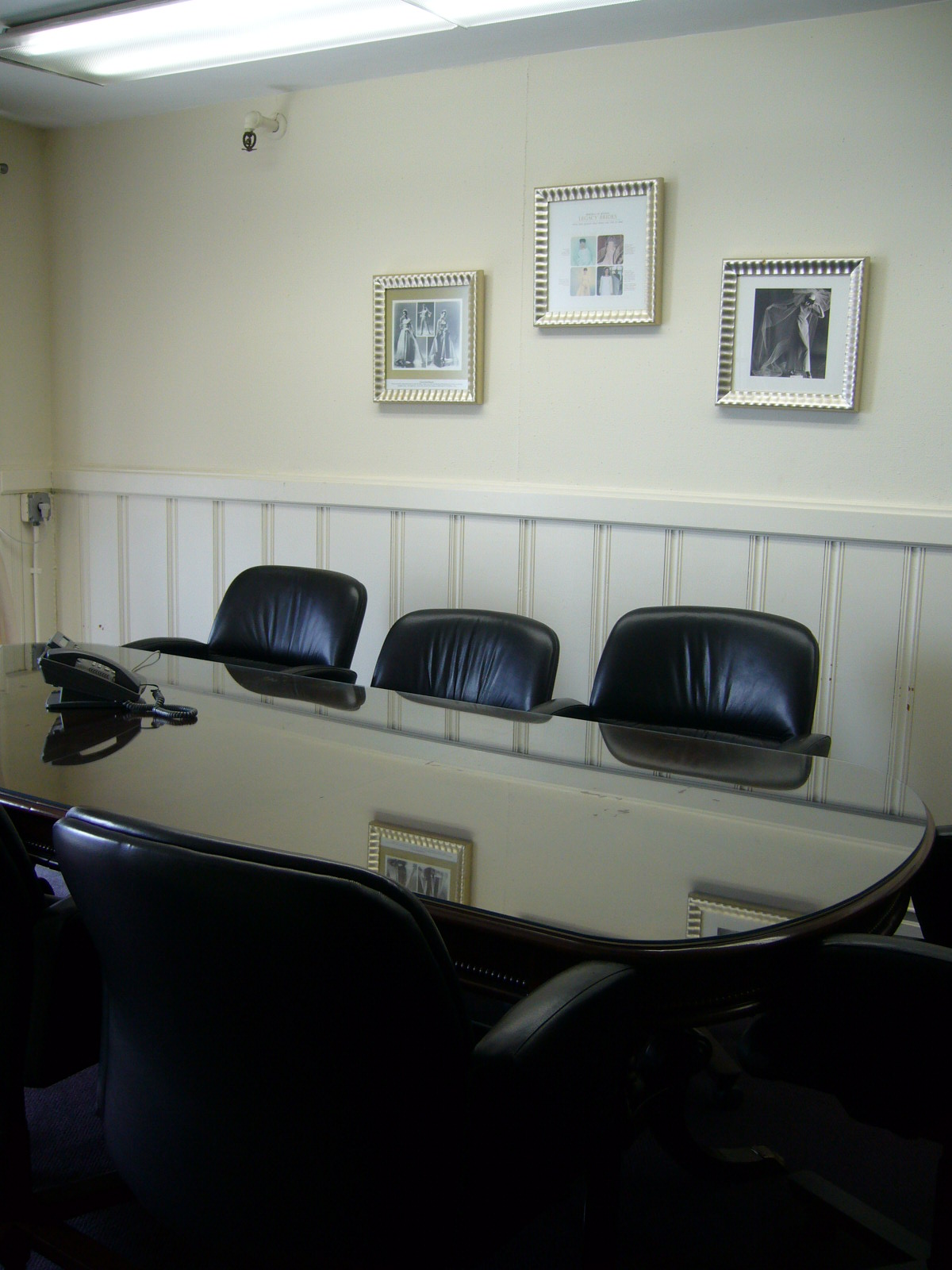 Rooms: Temporary Nest: Conference Room Makeover