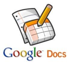 formulario, blogspot, google docs