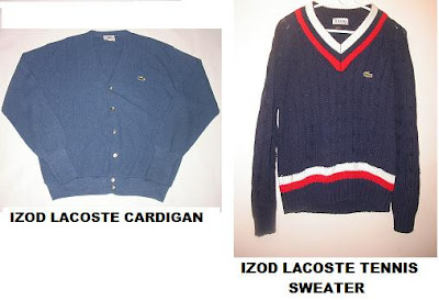 9623e99d76376 Vitamin eBaY: Thrift Store Item 2 Sell - Vintage IZOD Lacoste Sweaters