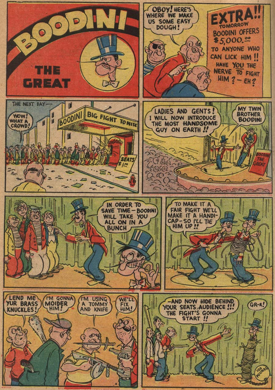 Blue Ribbon Comics (1939) issue 1 - Page 34