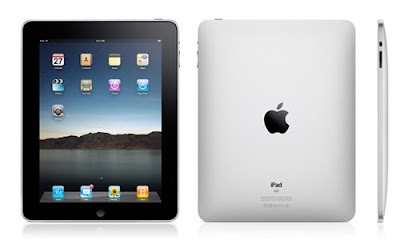 Ni iTablet ni iSlate, la tablet de Apple se llama iPad.