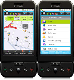 free gps, free gps navigation, free iphone app, free android app, real time maps, free turn by turn, traffic jams, turn by turn gps