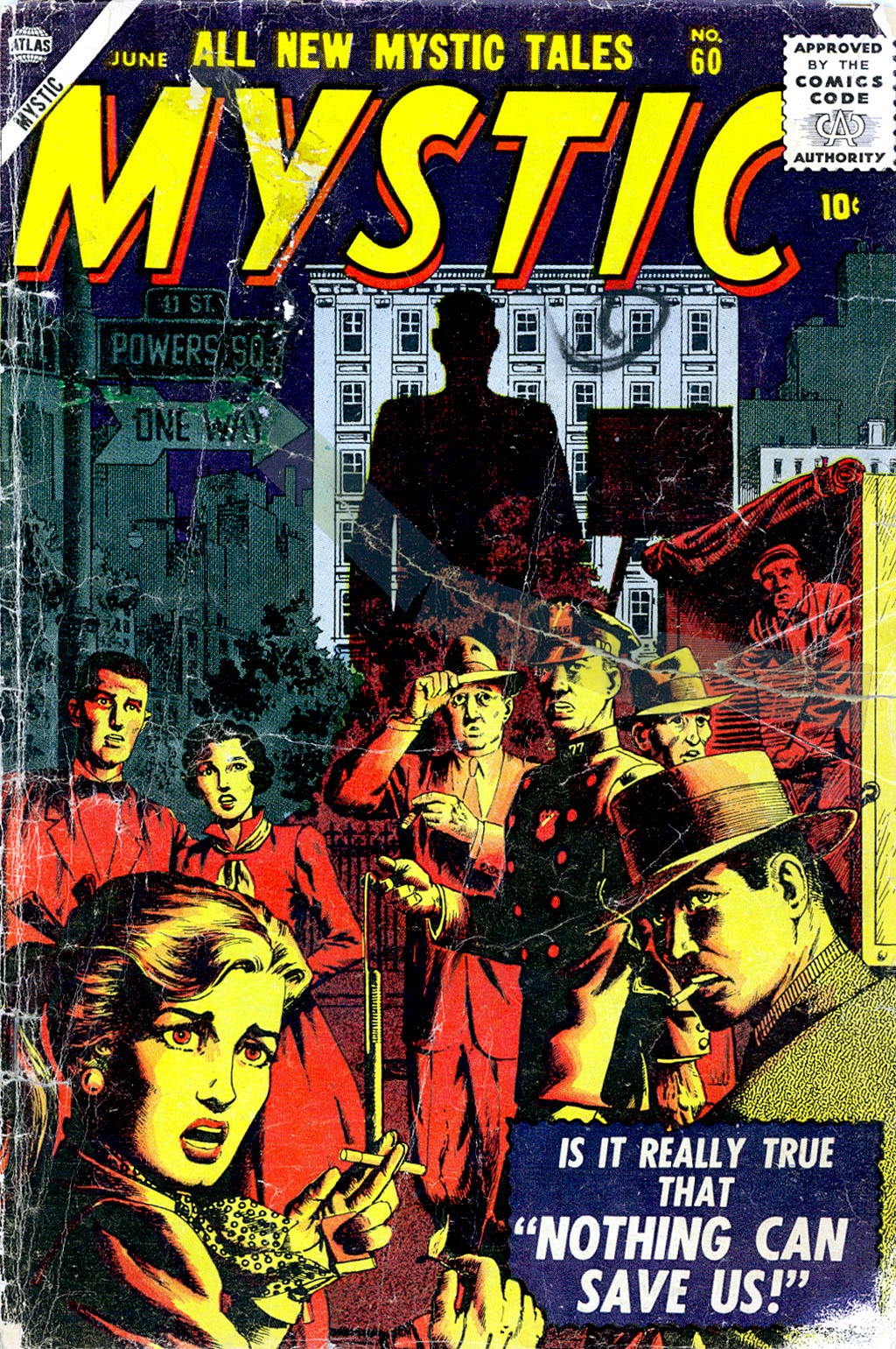 Mystic (1951) issue 60 - Page 1