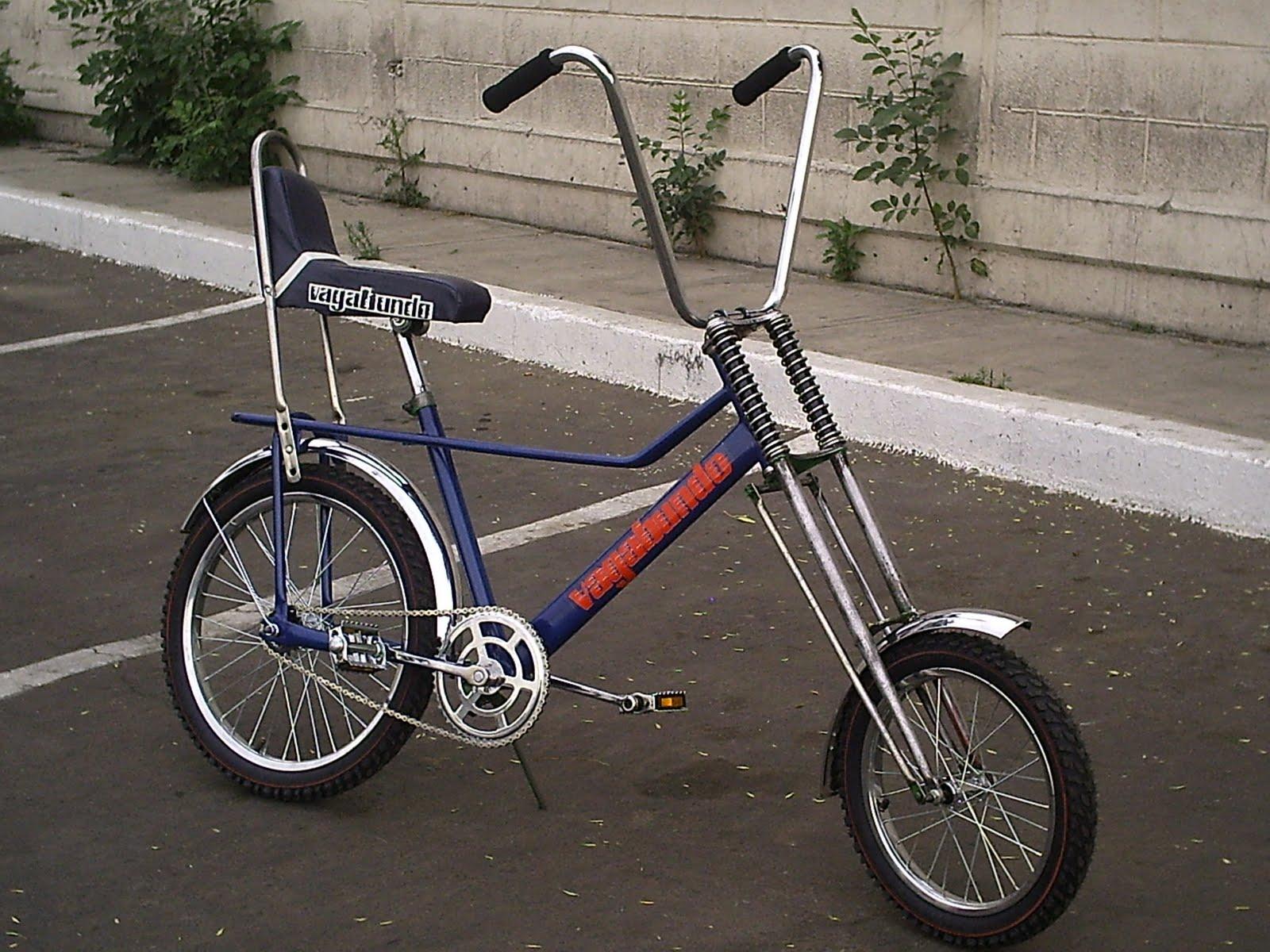 Ni Bicicleta Ni Bicicleto: MINAA BIKES CUSTOMS: Julio 2010