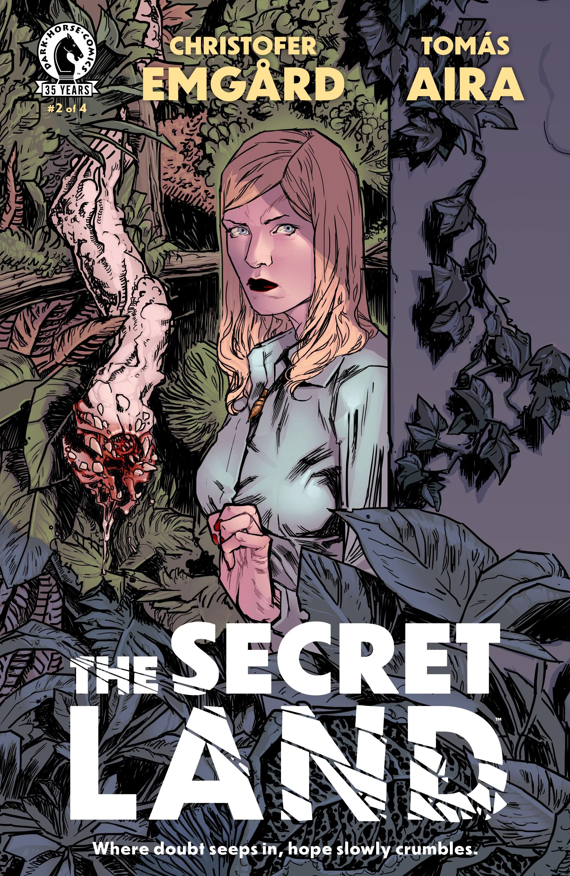 The Secret Land 2 Page 1