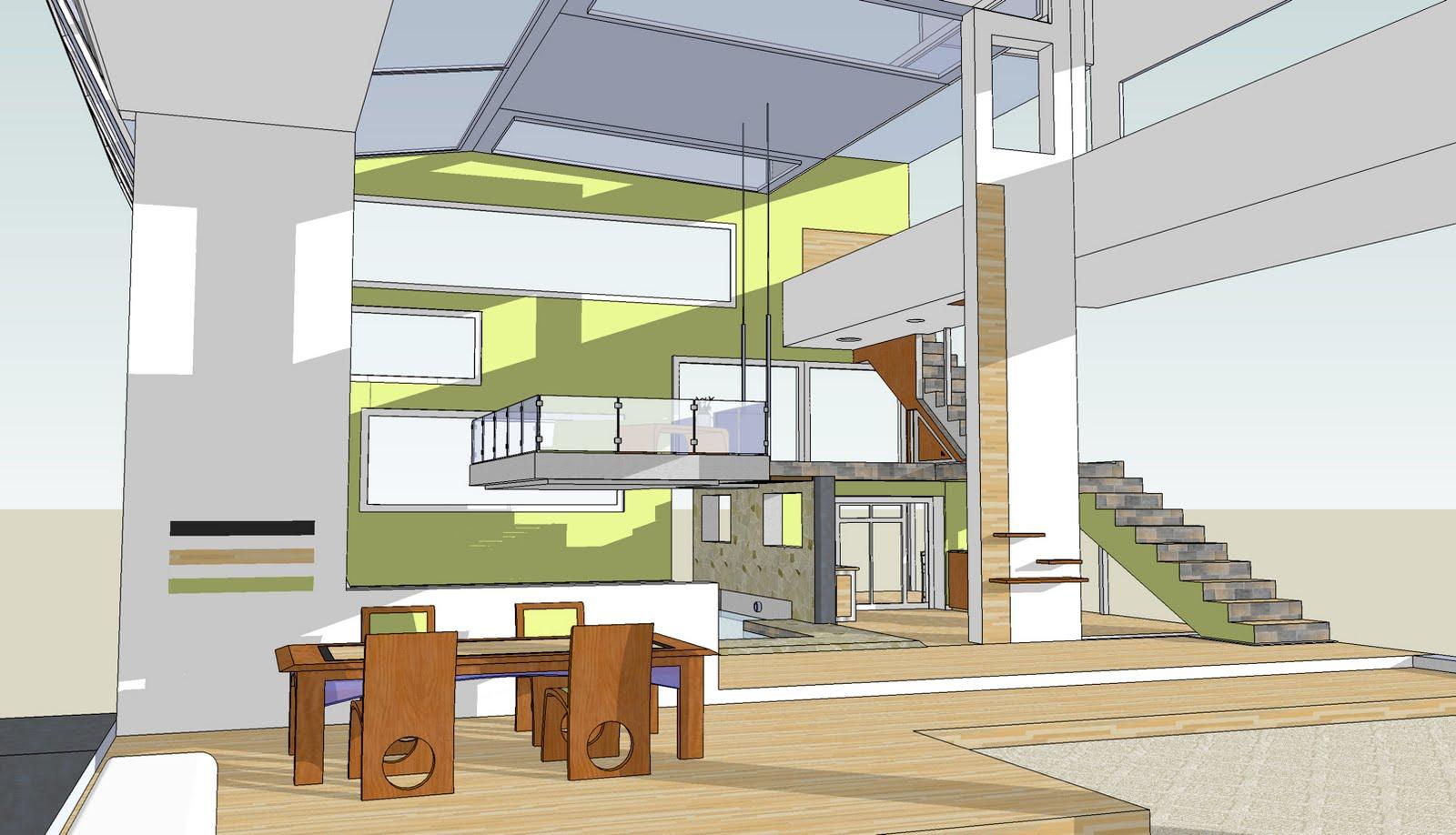 luke mack sketchup house. Black Bedroom Furniture Sets. Home Design Ideas