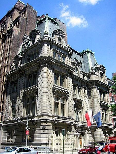 New York City: De Lamar Mansion