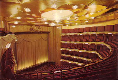 New York City Metropolitan Opera House
