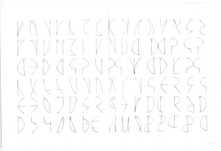 Creational Complex: Lettering Exercise