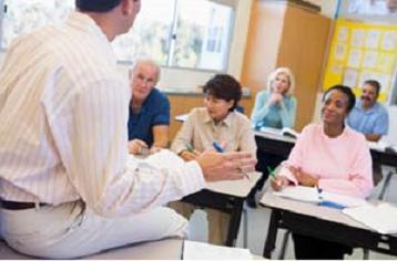 Consejos de estudio para estudiantes adultos