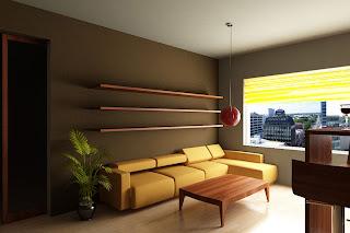 Modern Living Room Hiasan Dalaman Ruang Tamu Moden