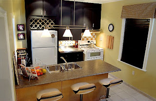 Small Kitchen Decoration Hiasan Dalaman Dapur Kecil