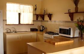 Small Kitchen Interior Idea