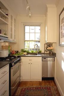Design Dapur Kecil On Dekorasi Small Kitchen Idea Hiasan Dalaman