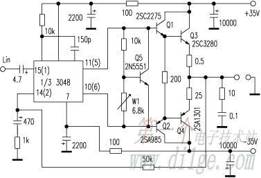 STK3048 and STK6153 further improve Power Amplifier