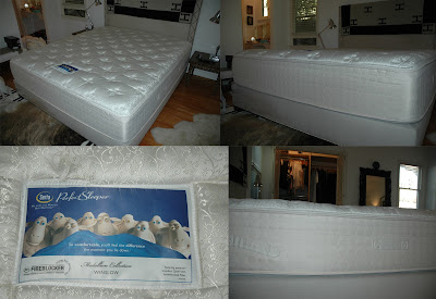 Serta Perfect Sleeper Cal King Mattress 100 On Hold