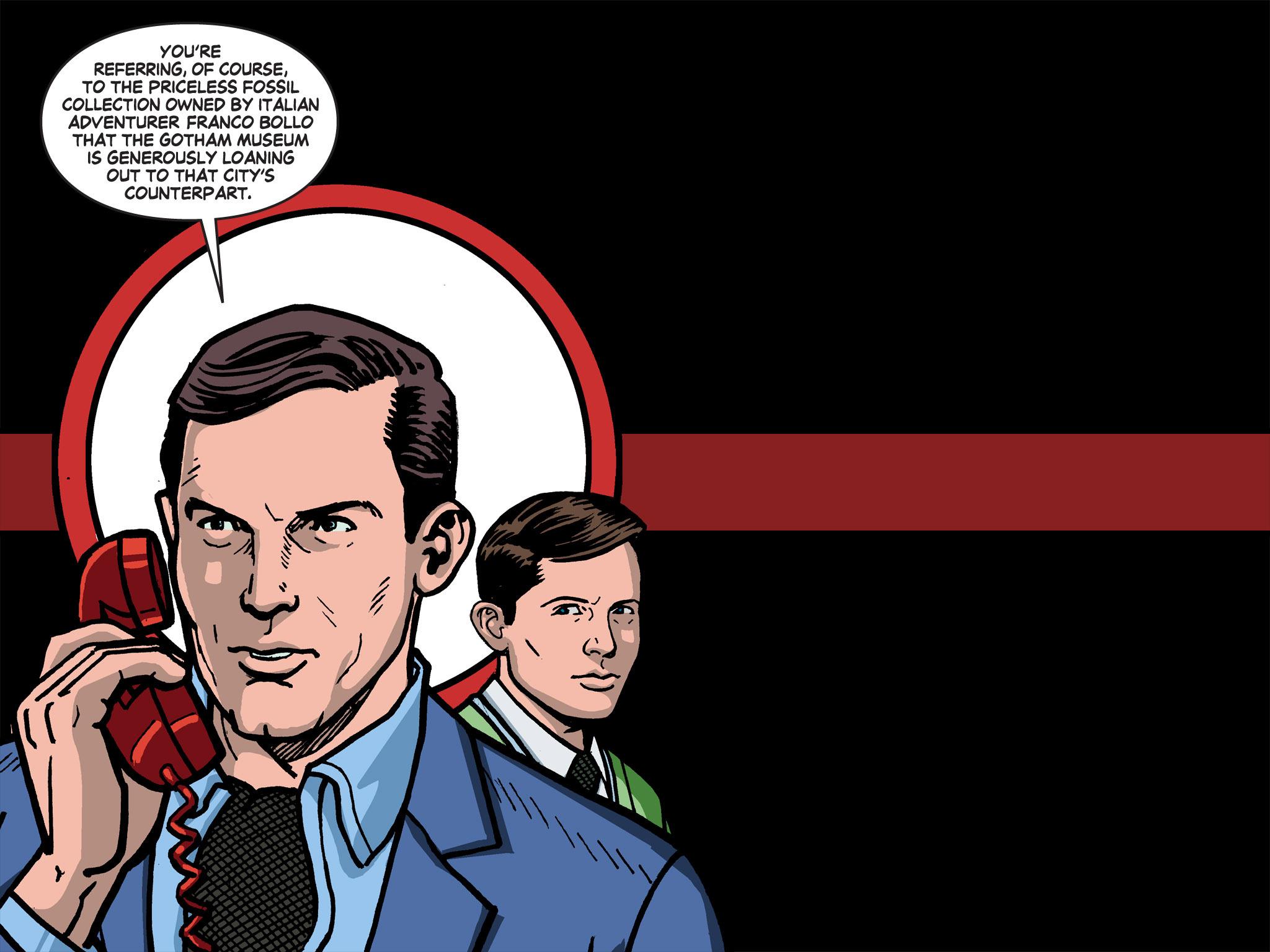 Read online Batman '66 Meets the Green Hornet [II] comic -  Issue #1 - 22