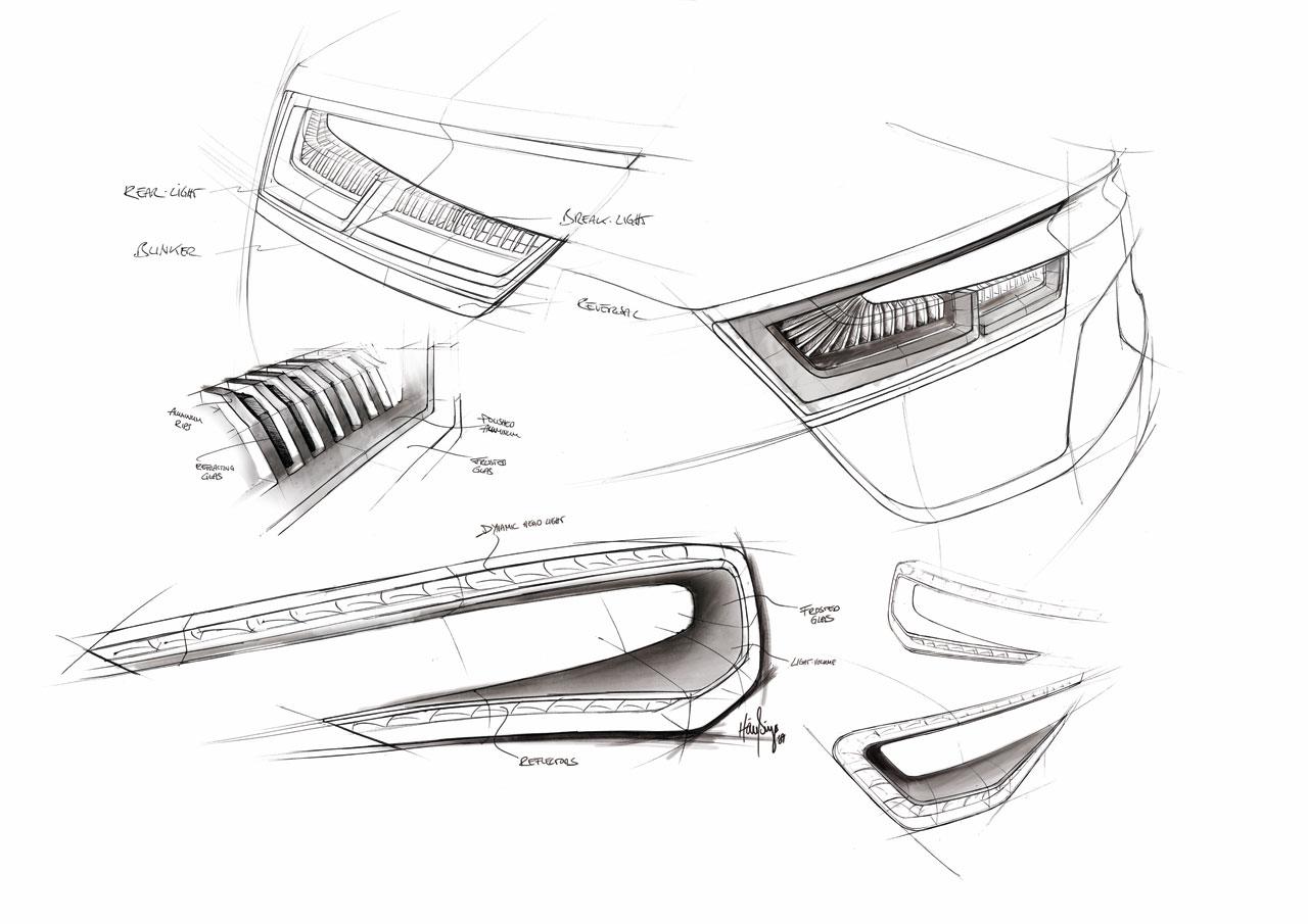 The Racer S Edge Audi E Tron Concept
