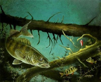 Freshwater Lures: Walleye Lures