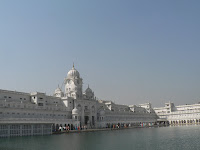 Golden temple complex