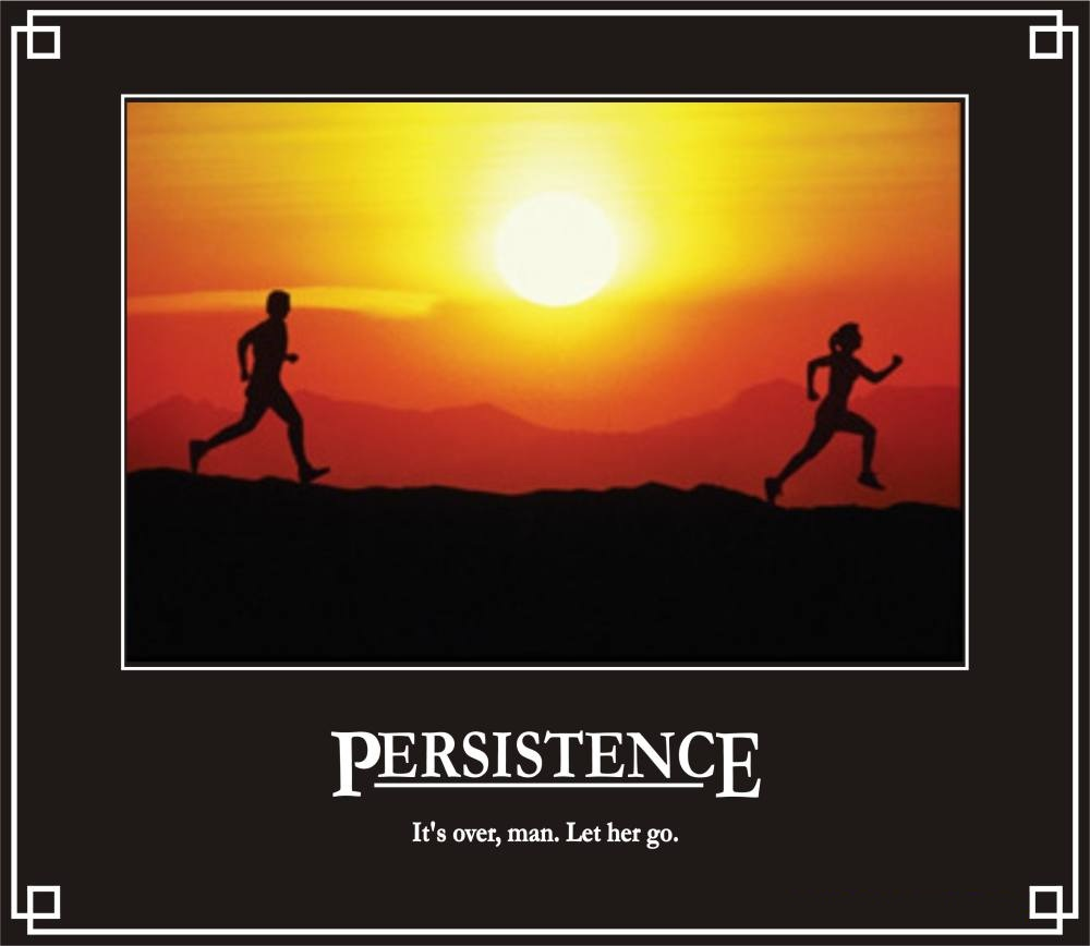 Persistence Motivational Quotes: 2 Slow 4 Boston: Trying To Build Some Momentum