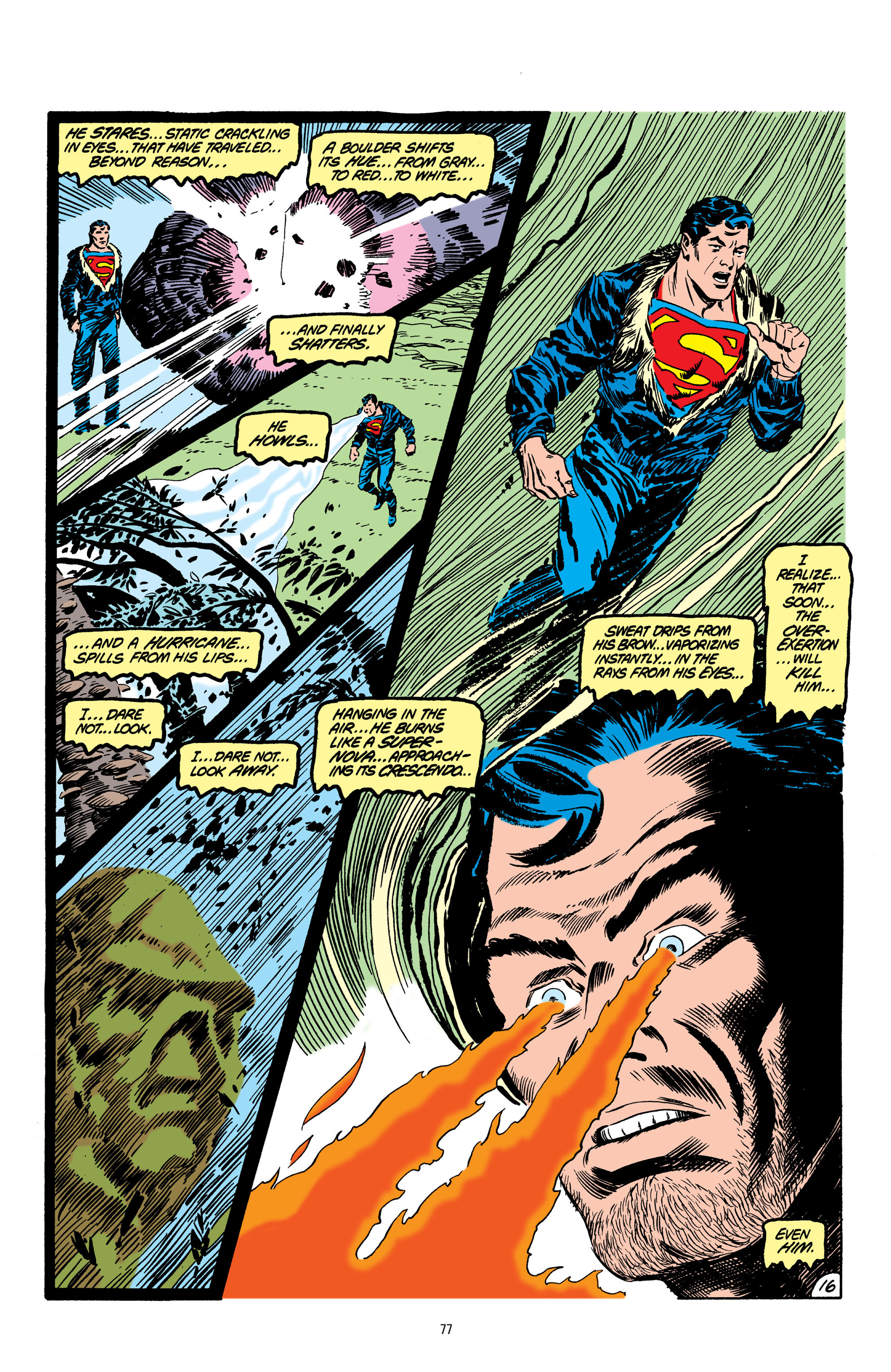 Read online Superman: Whatever Happened to the Man of Tomorrow? comic -  Issue # TPB - 76
