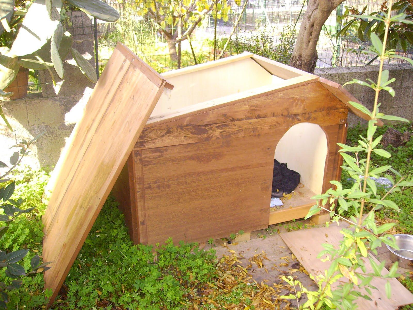 Bricoblog costruire una cuccia per cane tipo labradorpastore for Costruire cuccia per cani da esterno