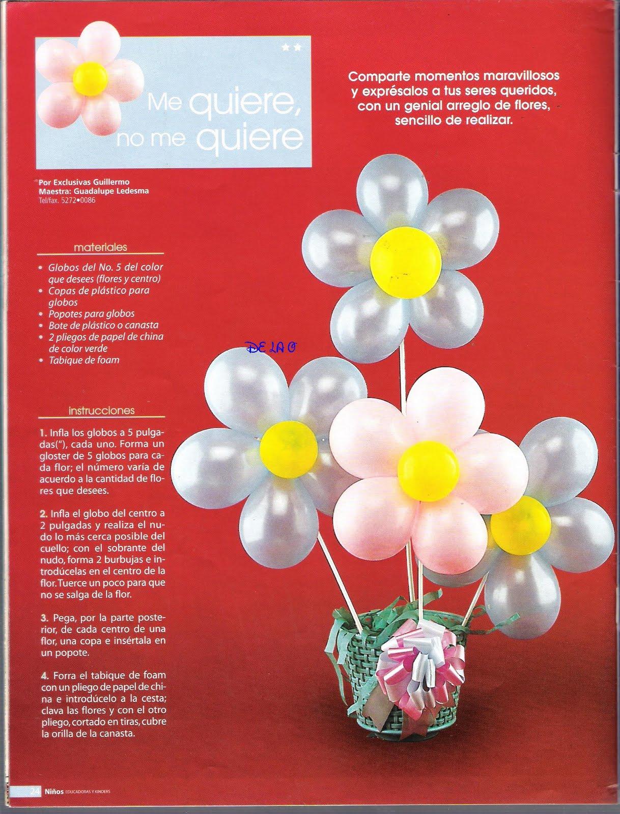 decorando con globos como se hace e ideas decorativas variadas - Como Hacer Flores Con Globos