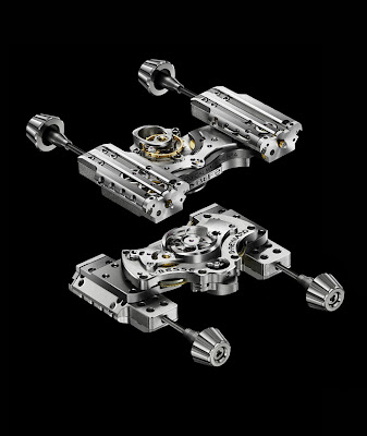 MB&F HOROLOGICAL MACHINE NUMBER 4